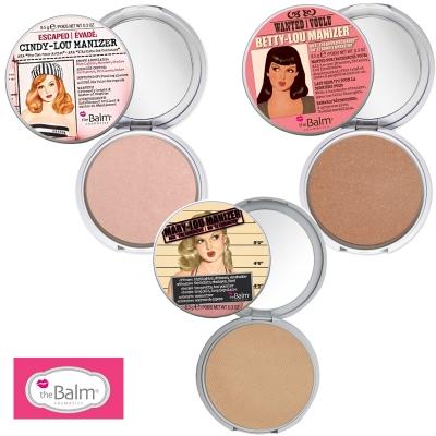 Brand Makeup The Balm Mary Lou Manizer Betty Lou Manizer Cindy Lou Manizer font b Bronzer  large