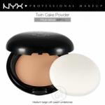 NYX POWDER Color True Beige