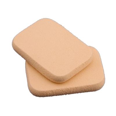 JINPRES Makeup Sponge Puff Square 2 Count  large
