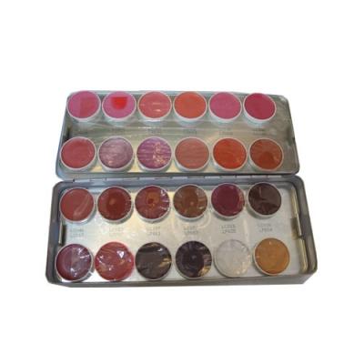 KRYOLAN PALET lipstick 24 warna   IDR 900,000  large