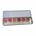 Lip Rogue Palette 6 Colors