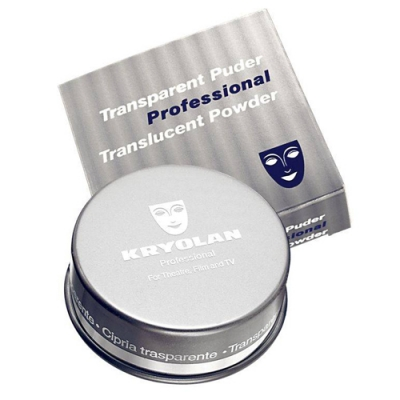 Transparent powder  large