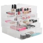 Mitsuto Luxe Acrylic Make-Up Organizer