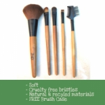 Green Brush Set