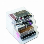 Luxe Acrylic Make-Up Organizer