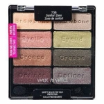 Wncolor icon eyeshadow collection