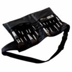 Mitsuto Leather Make-Up Waist Bag