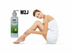 M2J Whitening Body Cream With Milk